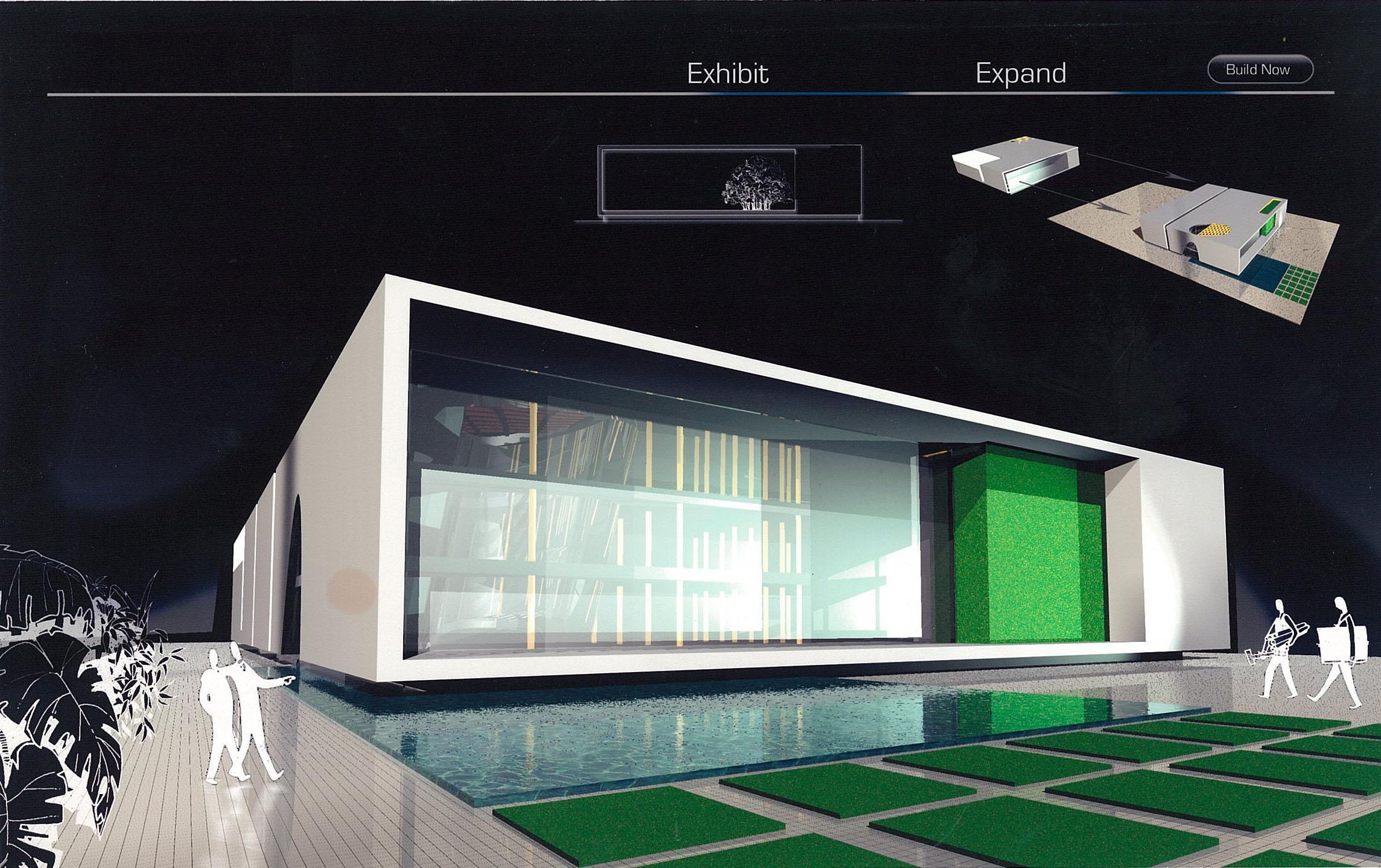 Eco futurelab fze eco future home for Home concept design